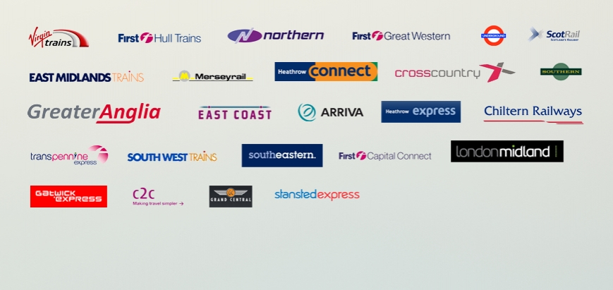 Buy train tickets from every UK train operator